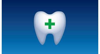 Pomoc w zapobieganiu powstawaniu ubytków między zębami