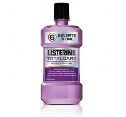 Listerine płyn Total Care 6w1 250 ml
