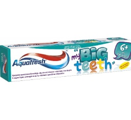 Aquafresh pasta Junior 6+ 50ml