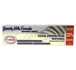 BEVERLY HILLS Natural White Total Protection 100ml