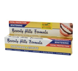 BEVERLY HILLS Natural White Total Protection 125ml