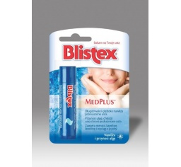 BLISTEX MEDPLUS balsam do ust