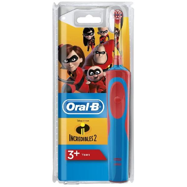 Braun Oral B Szczoteczka Akumulatorowa Dla Dzieci Advanced Power 900