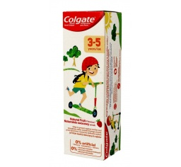 Colgate pasta do zębów Smiles 3-5 LAT 50ml