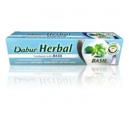 Dabur Herbal Basil 100ml - pasta do zębów z bazylią