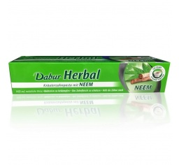 Dabur Herbal Neem 100ml - pasta do zębów z miodlą indyjską
