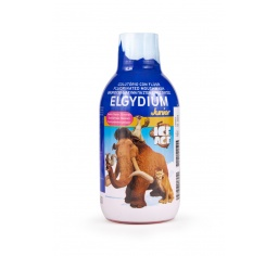 Elgydium ICE AGE płyn do płukania jamy ustnej JUNIOR 500ml