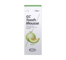 "GC Tooth Mousse Melon 35ml - ""szkliwo w płynie"""