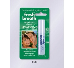 FRESH BREATH Odświeżacz do Ust 10 ml spearmint