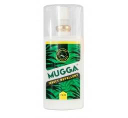 MUGGA SPRAY mleczko 75ml 9% DEET