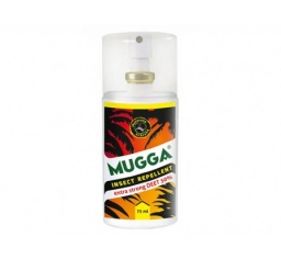 MUGGA SPRAY mleczko75ml 50% (strong) DEET