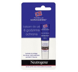 Neutrogena Formuła Nowreska Balsam do ust 15ml