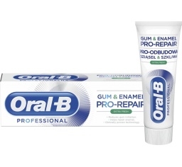 Oral-B pasta Pro-Repair Gum & Enamel Professional - Super Odświeżenie (Extra Fresh) 75ml