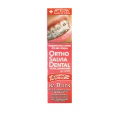 ORTHO SALVIA DENTAL® CLASSIC DAY 75ml - ortodontyczna