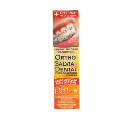 ORTHO SALVIA DENTAL® EXCLUSIVE (TRAVEL) 75ml - ortodontyczna