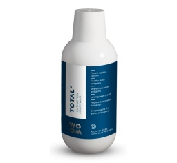 WOOM+ TOTAL 500 ml - płyn do płukania ust - Multi-Action